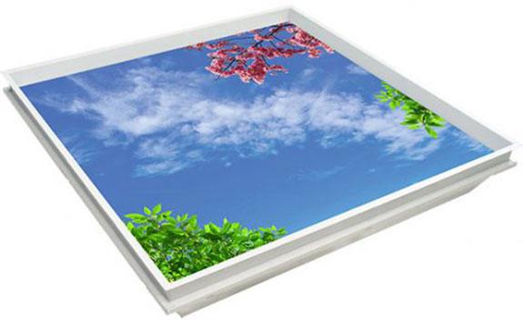 LED sky ceiling panel