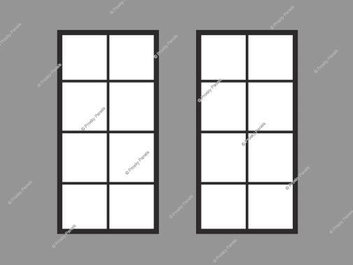 Fake daylight window