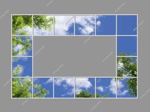 Artificial sky