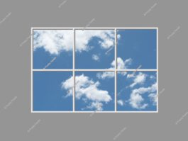 Sky panels 120x180cm 216W LED