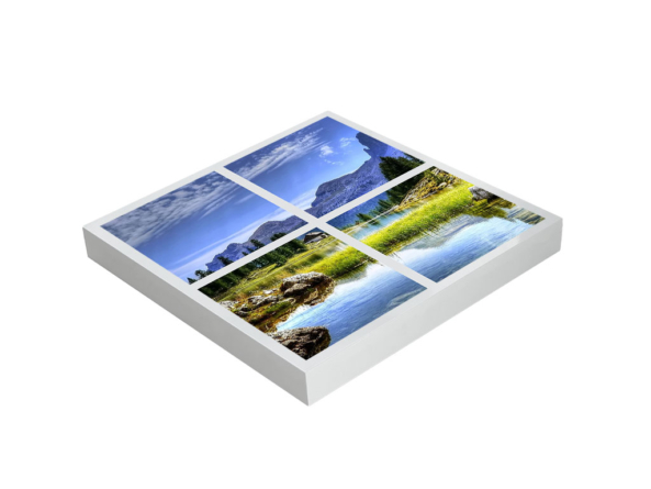 600x600x70mm fake window light panel