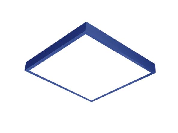 600x600 LED panel  blue