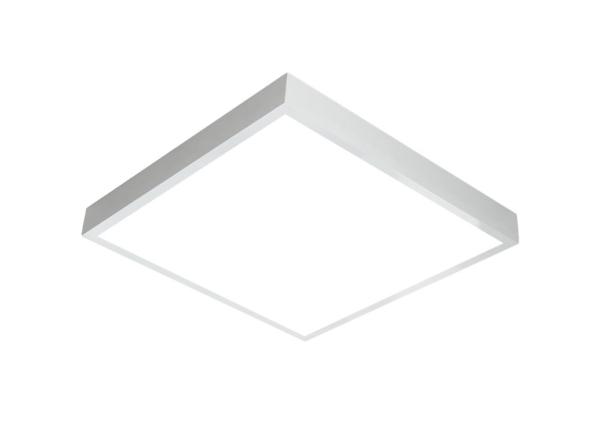 600x600 LED panel white