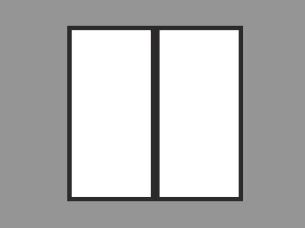 60120S-D2B ↕1,2m↔1,2m