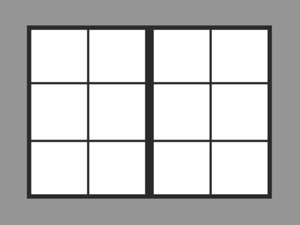 85120GS-D2B ↕1,2m↔1,7m