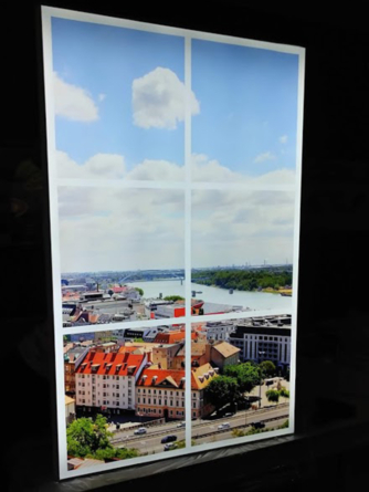 Fake window