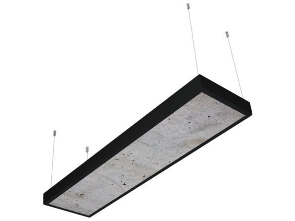 LED panel 1200x300 light cover 2
