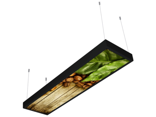 LED panel 1200x300 light cover 7