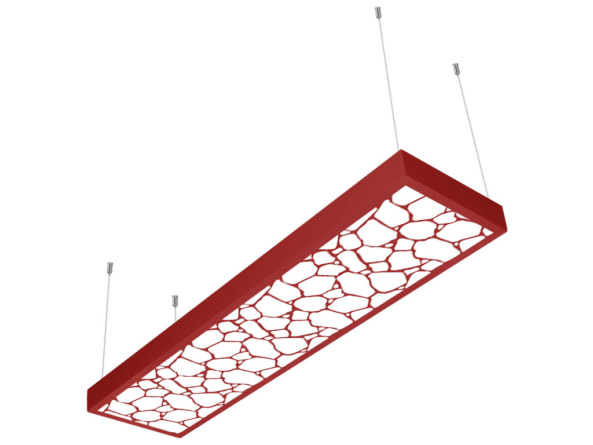 LED panel 1200x300 light cover 8