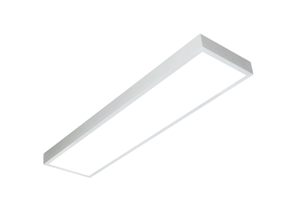 LED panel 1200x300 surface mount