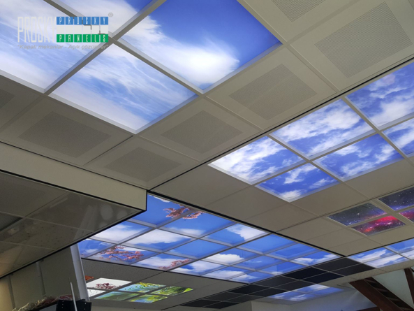 cloud ceiling