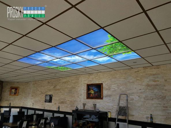 cloud ceiling light 2